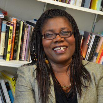 Patricia Jabbeh Wesley Author Photo