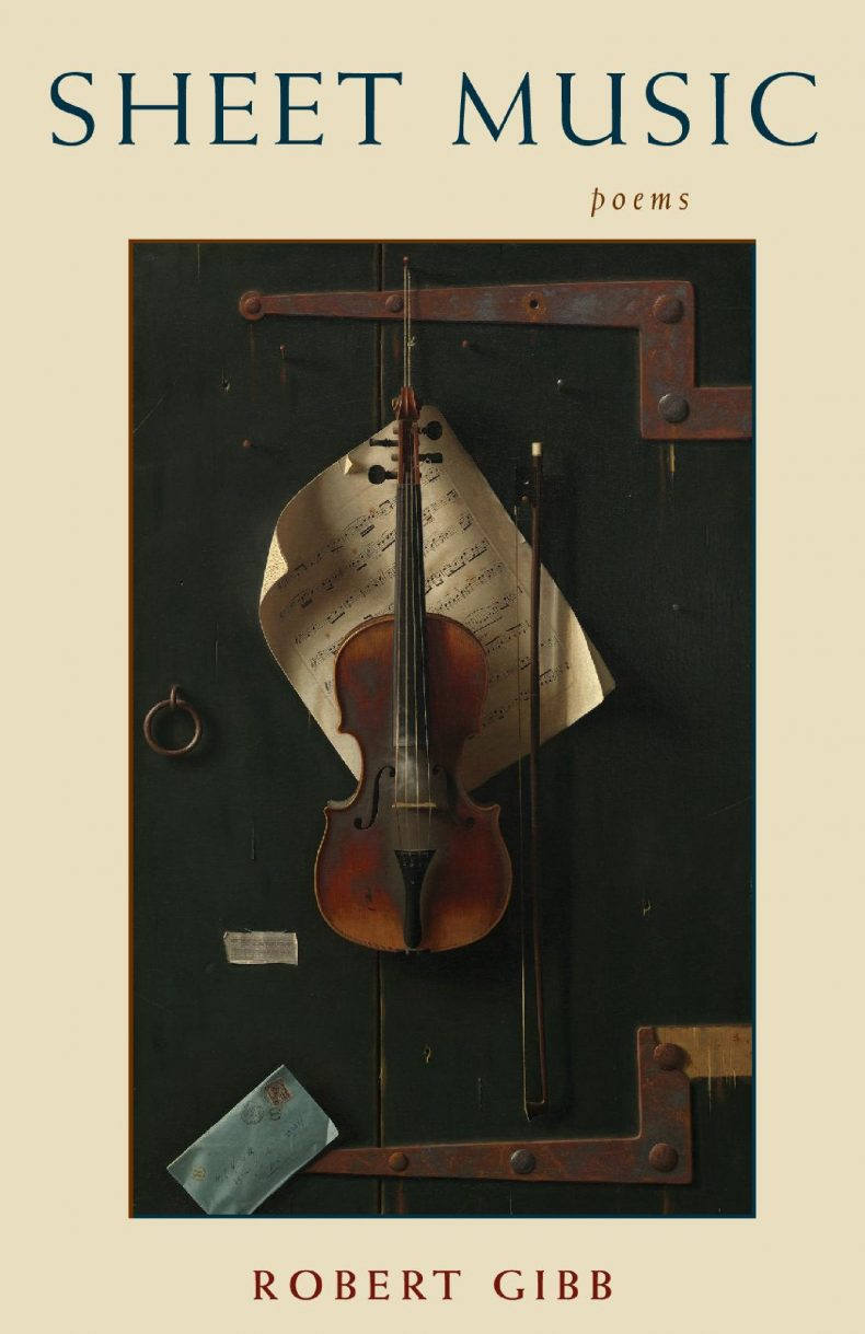 sheet music by robert gibb