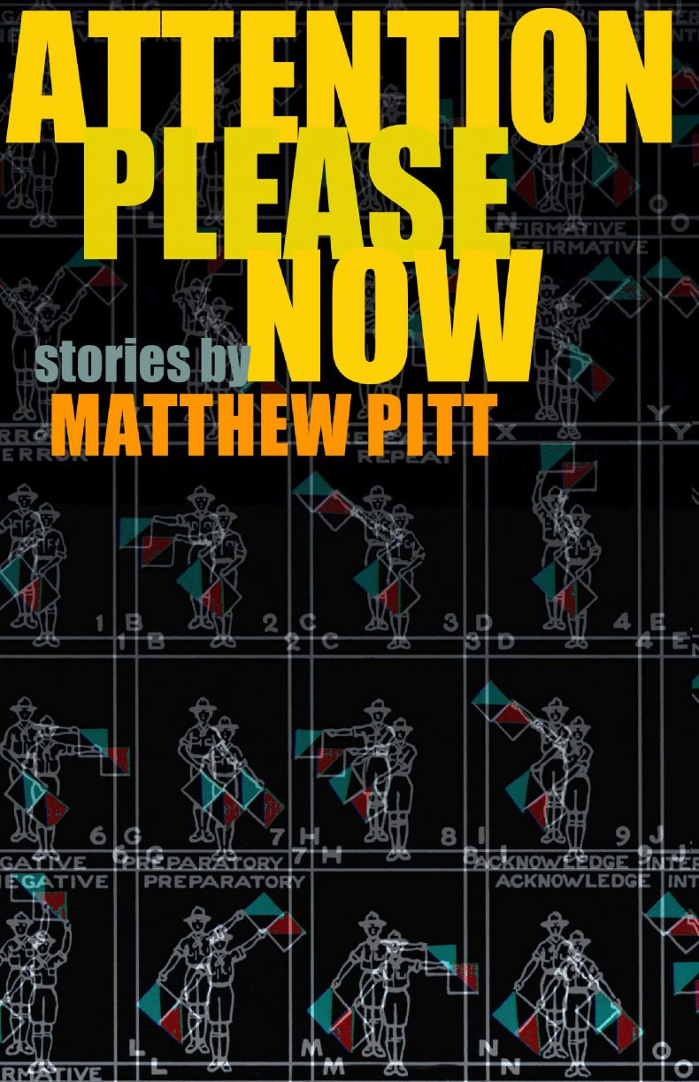 Pitt - Attention Please Now