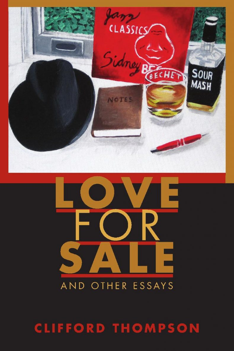 Love for Sale - Thompson Cover