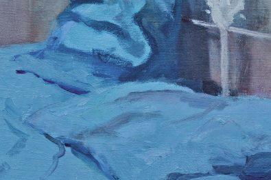blue mistaken for sky - hollander cover