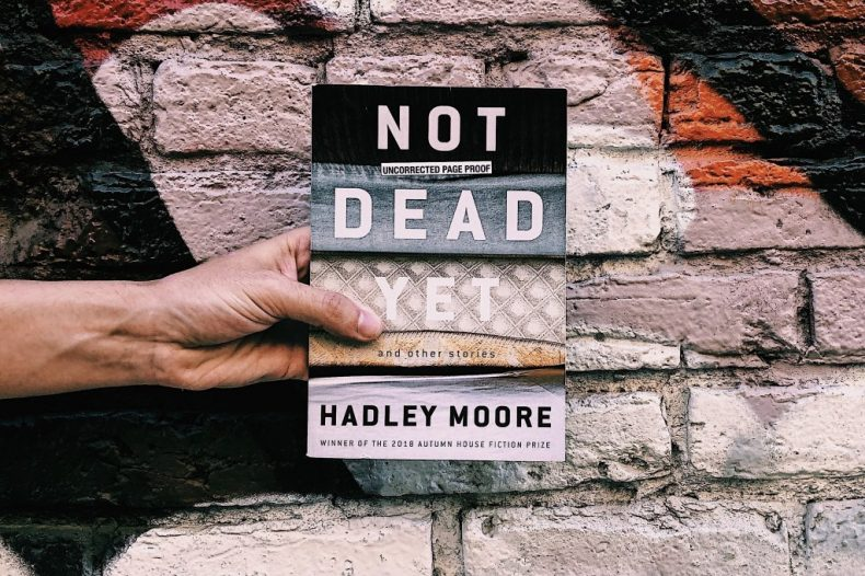 Indie Book Review - Not Dead Yet