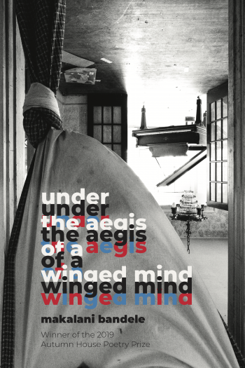 under the aegis of a winged mind front cover