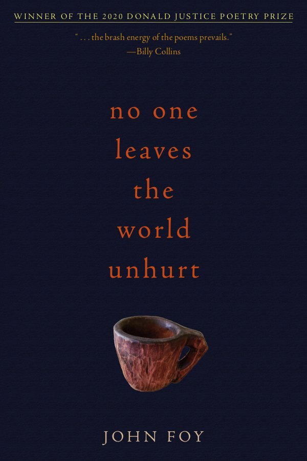 No One Leaves the World Unhurt - Cover